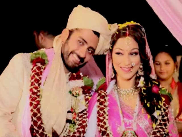 Video : From Hatred to Marriage, a Bollywood Inspired Love Story