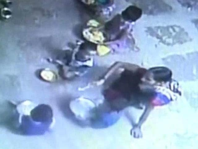 Video : In Telangana Orphanage, Children Burnt With Hot Spoons