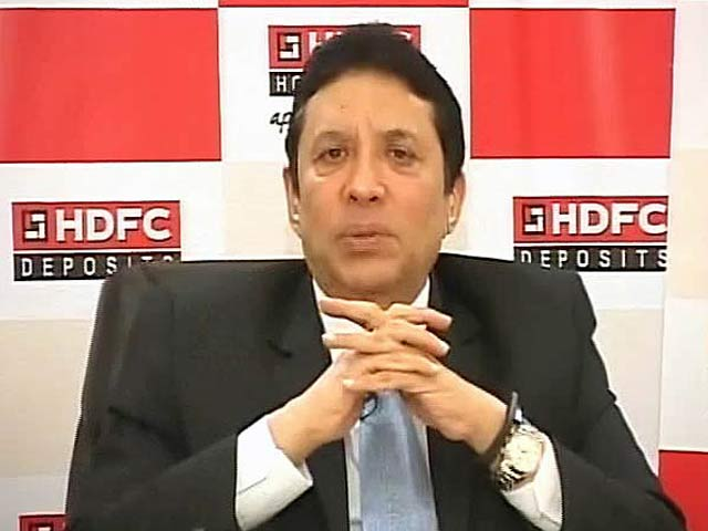 Video : Hope To Launch Insurance Arm IPO By Year-End: HDFC