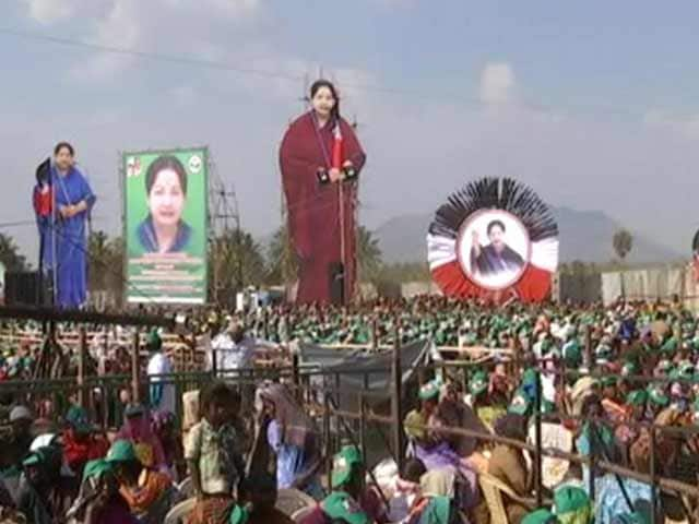 Video : Why Jayalalithaa's Rallies Are Turning Into Overheated Death Traps