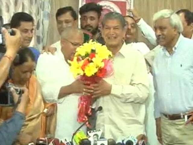 Video : Uttarakhand Judges Nix President's Rule, Huge Setback For Centre