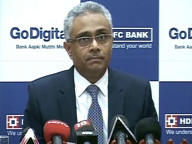 Video : HDFC Bank's Paresh Sukthankar Explains Q4 Performance
