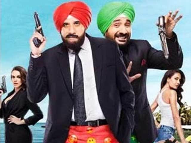 Videos : रिव्यू : बेहतरीन अभिनेताओं के बावजूद फिल्म 'संता बंता...' बेहद कमजोर