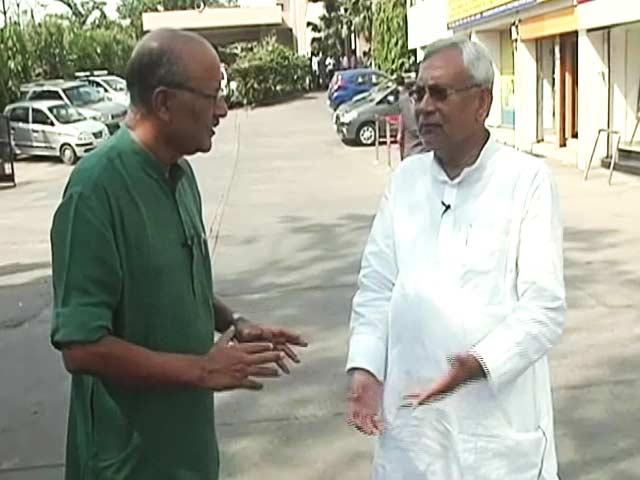 Videos : कांग्रेस और लेफ्ट के बिना बीजेपी के खिलाफ गोलबंदी संभव नहीं : नीतीश कुमार