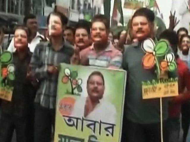 Video : Trinamool Congress Confident Of Saradha Scam Accused Madan Mitra's Win