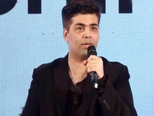 Video : Karan Johar: Why the Current Film Making Model Needs to go Bust?