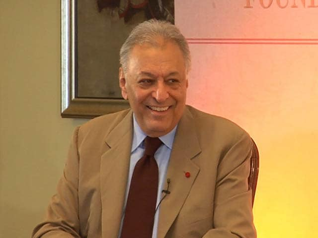 Video : In Conversation With Zubin Mehta - A Lifetime Of Music