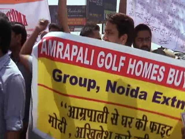 Video : Amrapali Developers Leave 25,000 Home Buyers in Limbo