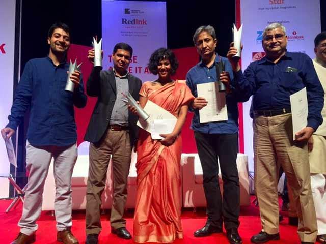 Video : NDTV Wins Big At RedInk awards