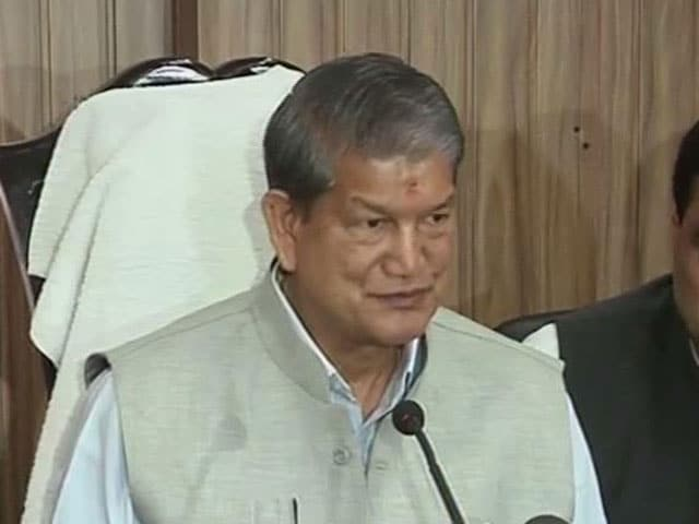 Video : President's Rule To Continue in Uttarakhand, No Floor Test On April 29