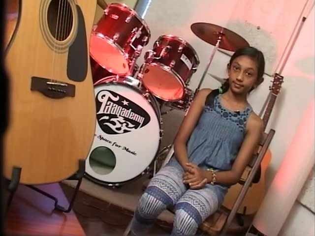 Video : With 'Fly Me To The Moon', This Bengaluru Singer, 12, Is Going Places