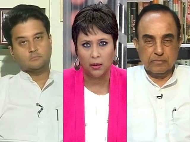 Video : But You Didn't Ban Agusta, We Did, Says BJP To Congress On Chopper Scam