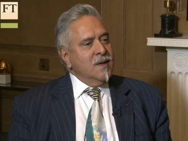 "Video : ""Now The King of Bad Times"": Watch Vijay Mallya's UK Interview"