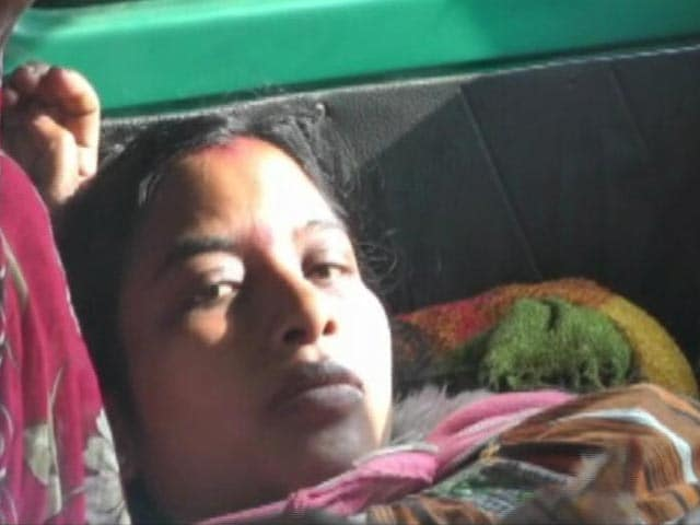 Video : Baby Dies In Assam As Rain-Ravaged Highway Keeps Mother From Hospital