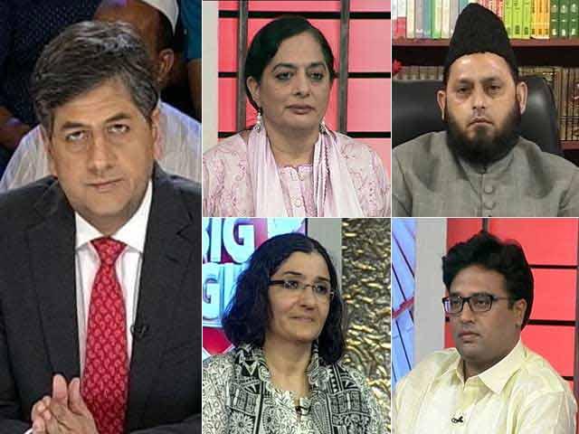 Video : The Big Fight: The Bane Of Triple Talaq