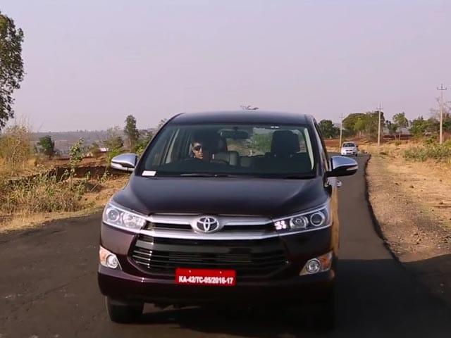 Toyota Innova Crysta Review