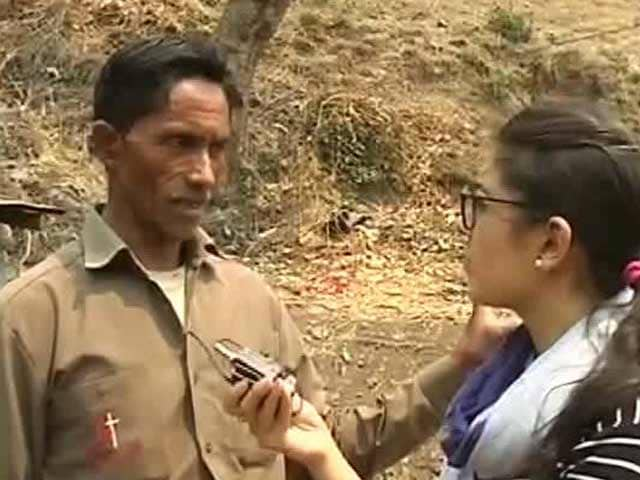 Video : Fire Began As They Ate Dinner: Uttarakhand Man Recalls Night He Lost Home