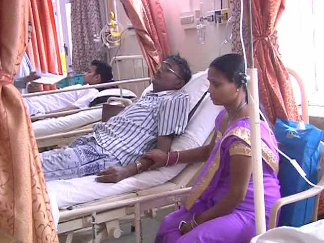 Video : Suffering From Heart Tumour, This Man Got A Second Lease Of Life