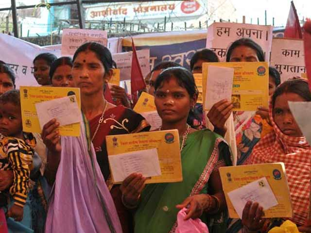 Video : Rs. 5 In A letter: Jharkhand's Unpaid Workers Return PM Modi's Wage Hike