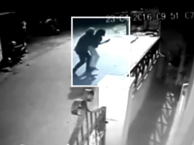 Video : On Camera, Bengaluru Woman Picked Up And Taken Away, No One Helped