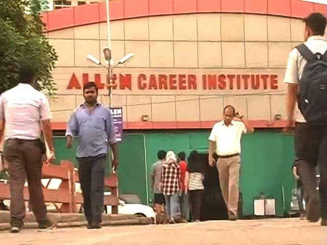 Video : From Kota, IIT's Biggest Outpost, An Emotional Appeal To Parents