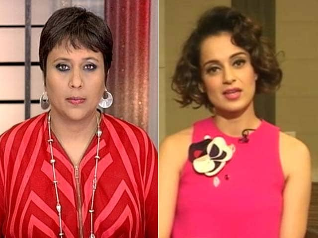 Am Ok With Being Called Whore Or Psychopath: Kangana Ranaut To NDTV