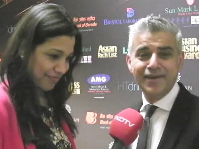 Video : Out Of England: Candid Chat With Mayor Hopefuls - Sadiq Khan And Zac Goldsmith