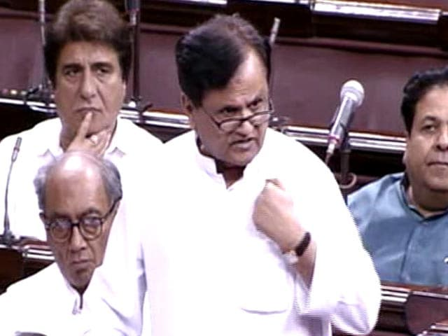 Video : 'Will Quit Public Life If Agusta Allegations Are Proved': Ahmed Patel