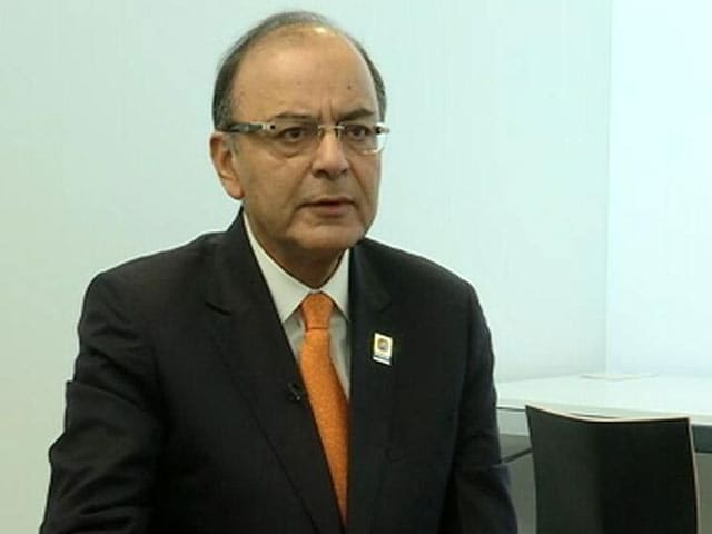 Video : Congress Actions Making Them Look More Suspect: Finance Minister