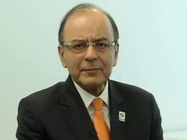 Video : Provident Fund Changes Were 'Well-Intentioned':  Arun Jaitley