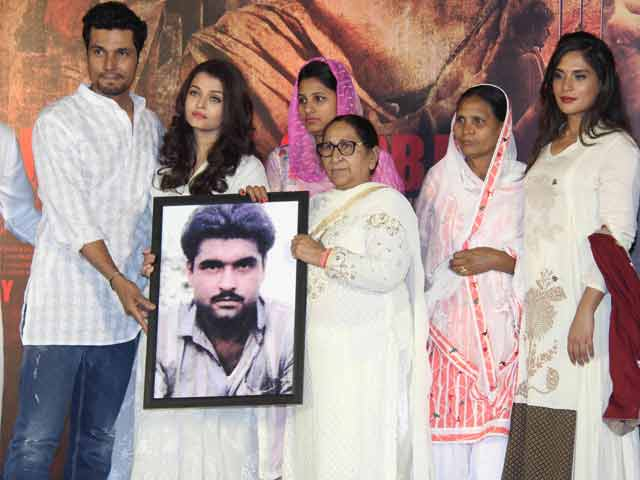 Aishwarya, Randeep Remember Sarabjit Singh on His 3rd Death Anniversary