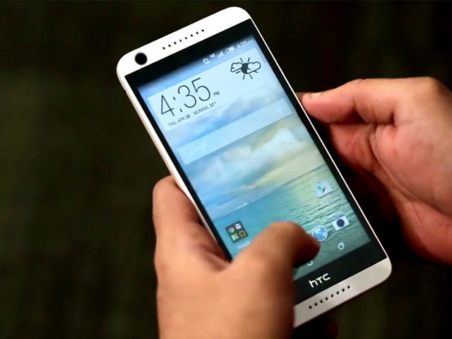 Video : HTC Desire 626 Dual SIM Review in 90 Seconds