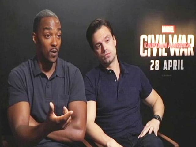 Video : 'Audience Can Relate to <i>Captain America: Civil War</i>'