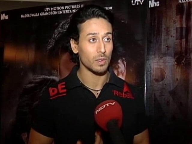 Video : The More the Merrier: Tiger on <i>Baaghi</i>'s Box Office Numbers