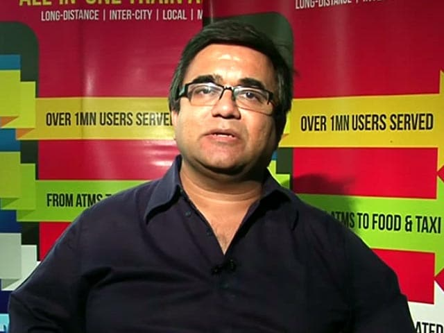 Video : Why Is Nandan Nilekani Investing In RailYatri?