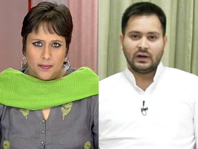 Video : Pathankot Bigger Than Murder, Isn't That Jungle Raj, Mr PM: Tejaswi Yadav