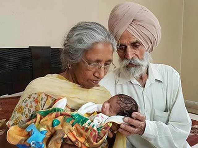 Videos : शादी के 46 साल बाद घर में गूंजी किलकारी, 72 साल की महिला ने दिया बच्चे को जन्म