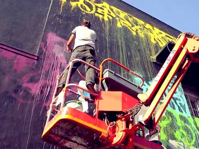 Video : The 2016 Street Art Festival by St+art India Foundation