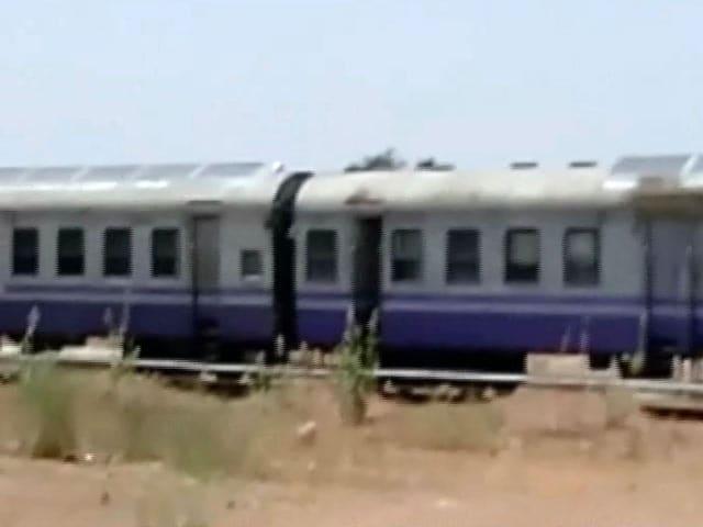 Videos : देश की पहली सोलर ट्रेन तैयार, देखिए इसकी झलक
