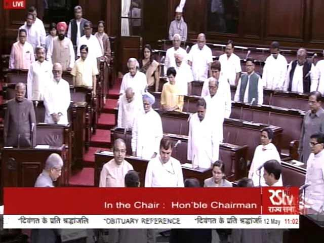 Video : 53 Farewell Speeches in Rajya Sabha, Congress May Be Biggest Loser
