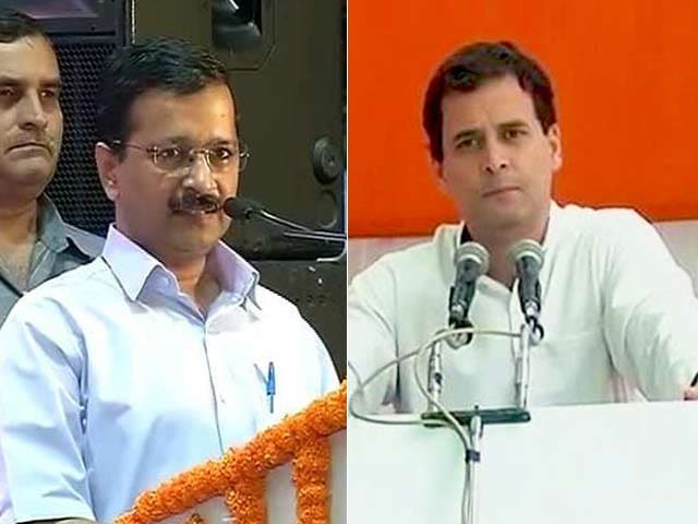 Video : Defamation Law Contested By Rahul Gandhi, Arvind Kejriwal Remains