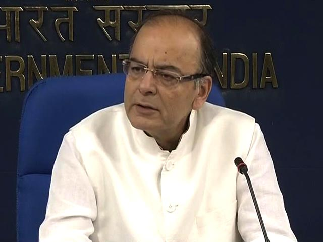 Video : Trademarks Could Soon Be Registered In A Month, Not Years: Jaitley