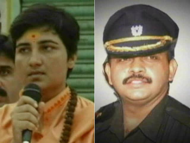 Video : Malegaon Blast: Sadhvi Pragya Off The Hook, Col Purohit Stays Charged