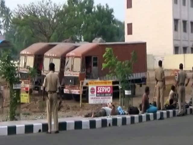 Videos : तमिलनाडु के तिरुपुर से 570 करोड़ रुपए जब्त किए गए