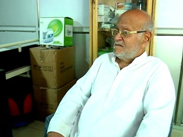 Videos : दिल्ली : वृद्धाश्रम में रह रहे हैं महात्मा गांधी के पोते