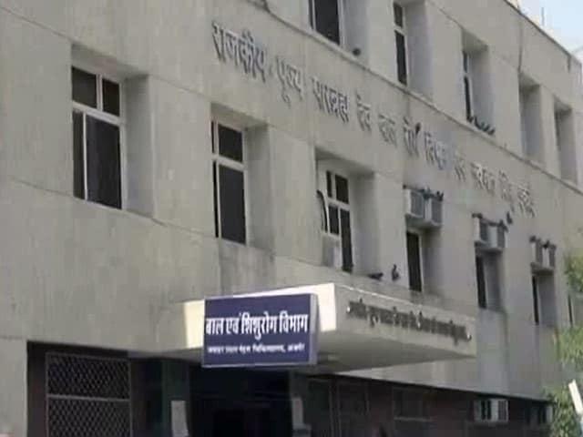 Videos : अजमेर : सरकारी हॉस्पिटल में सात बच्चों की मौत
