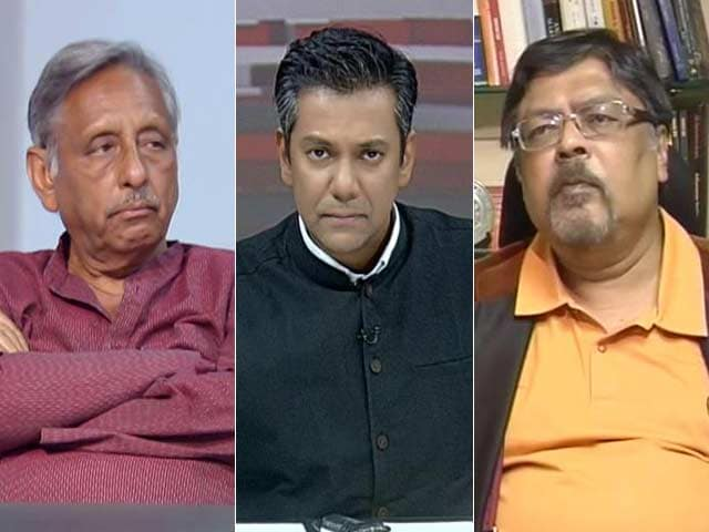 Video : Gone, Congress, Gone In 2 States, Shows Poll Of Exit Polls