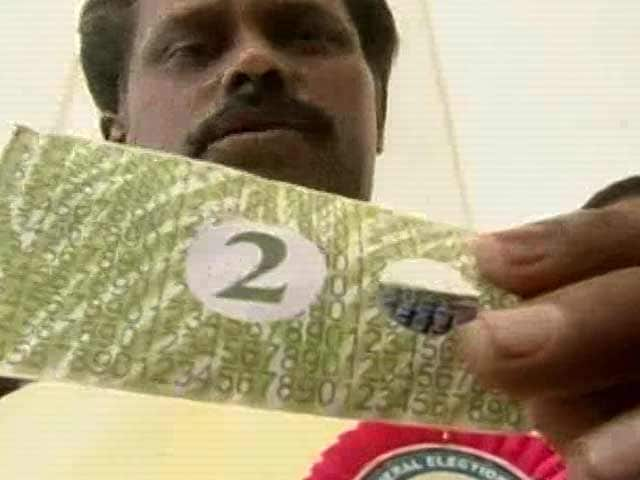 Video : How Cash For Votes Went Hi-Tech In Tamil Nadu