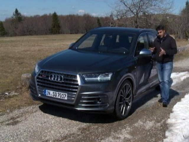 Video : Audi SQ7 Review