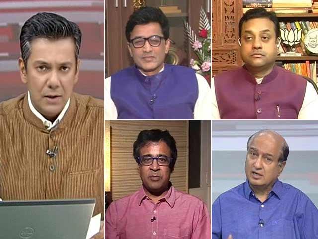 Video : UPA 'Freed' Pathankot Terrorist: Congress's Masood Azhar Moment?